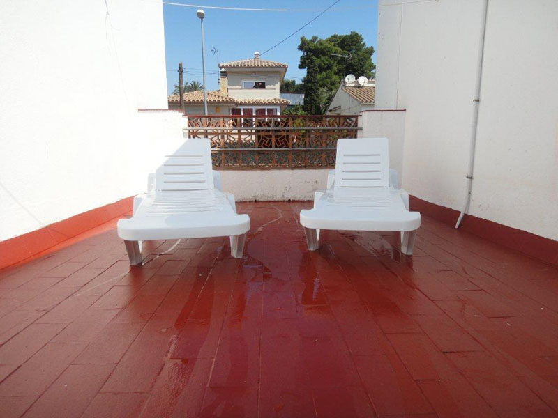 Terrasse-toit